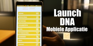 Launch DNA app