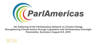 4th Gathering of the Parliamentary Network on Climate Change 2019