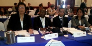 De 10 th Plenary Assembly van Parlamericas; Economic Development
