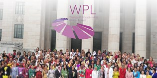 Voorzitter spreekt WPL-Summit in Japan toe
